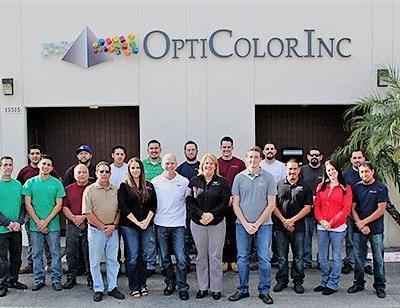 Our Team - Opticolor Inc.
